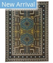 Feizy Foster 3754F Gray - Blue Area Rug