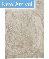 Feizy Parker 3702F Silver - Ivory Area Rug