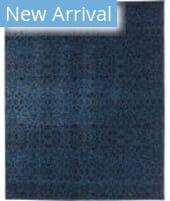 Feizy Remmy 3424F Blue - Dark Blue Area Rug