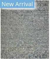 HRI Intrigue IN-110 Grey - Blue Area Rug