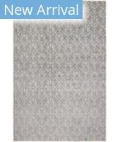 HRI Sunbrella 600 S6-04 Cream - Grey Area Rug