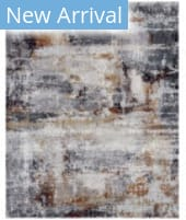 Kalaty Denali DN-716 Granite - Rust Area Rug
