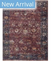 Loloi Giada GIA-02 Grape - Multi Area Rug