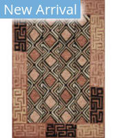 Loloi Nala NAL-06 Rose - Black Area Rug