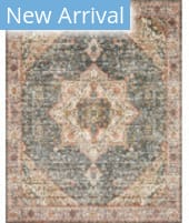 Loloi II Saban SAB-01 Blue - Multi Area Rug