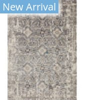 Loloi Theory THY-03 Natural - Grey Area Rug