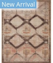 Loloi II Wynter WYN-08 Graphite - Blush Area Rug
