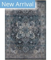 Loloi II Samra SAM-01 Denim - Grey Area Rug
