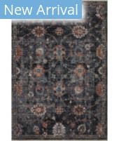 Loloi II Samra SAM-08 Charcoal - Multi Area Rug