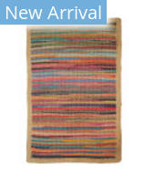 Lr Resources Accent 70189MLT  Area Rug