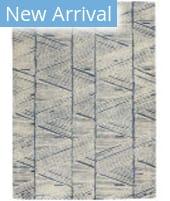 Nourison Colorado CLR01 White Blue Area Rug