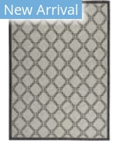 Nourison Country Side CTR02 Ivory - Charcoal Area Rug