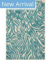 Nourison Aloha ALH04 Blue Area Rug