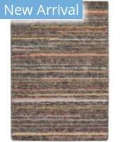 Nourison Plateau PAE01 Grey - Flame Area Rug