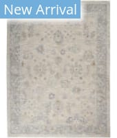 Nourison Infinite IFT03 Light Grey Area Rug