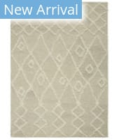 Nourison Moroccan Court MCT02 Natural Grey Area Rug
