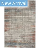 Nourison Rustic Textures RUS12 Grey - Multi Area Rug