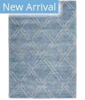 Nourison Venosa VSN01 Blue - Ivory Area Rug