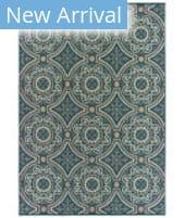 Oriental Weavers Latitude 609B3 Blue - Grey Area Rug
