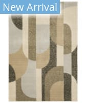 Oriental Weavers Strada STR02 Brown - Beige Area Rug