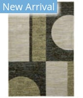 Oriental Weavers Strada STR05 Green - Beige Area Rug
