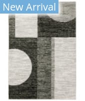 Oriental Weavers Strada STR06 Charcoal - Grey Area Rug