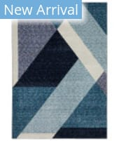 Oriental Weavers Strada STR08 Blue - Purple Area Rug