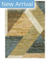 Oriental Weavers Strada STR09 Gold - Blue Area Rug