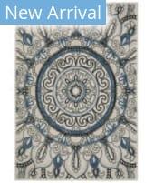 Oriental Weavers Torrey 072J1 Beige - Blue Area Rug