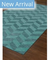 Rugstudio Abbott Abbott 29 Teal Blue Area Rug