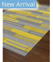 Rugstudio Abbott Abbott 33 Gray - Yellow Area Rug