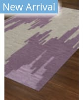 Rugstudio Creston Creston 9 Gray - Purple Area Rug