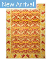 Solo Rugs Arts & Crafts  6'3'' x 8'9'' Rug