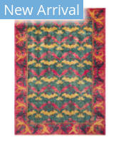 Solo Rugs Arts & Crafts  6'3'' x 8'7'' Rug