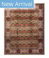 Solo Rugs Arts & Crafts  9'1'' x 11'6'' Rug