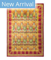 Solo Rugs Arts & Crafts  6'10'' x 9'7'' Rug