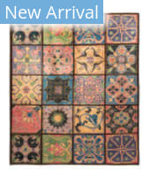 Solo Rugs Eclectic  8'3'' x 9'7'' Rug