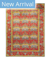 Solo Rugs Arts & Crafts  8'8'' x 11'9'' Rug