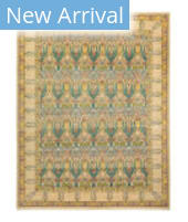 Solo Rugs Arts & Crafts  9'1'' x 11'10'' Rug