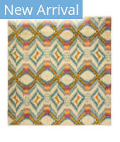 Solo Rugs Modern  8'10'' x 9'3'' Square Rug