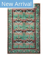 Solo Rugs Arts & Crafts  6'1'' x 9'4'' Rug