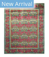 Solo Rugs Arts & Crafts  9'1'' x 11'5'' Rug