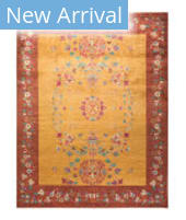 Solo Rugs Eclectic  9'2'' x 11'8'' Rug