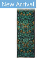 Solo Rugs Arts & Crafts  2'9'' x 8'1'' Runner Rug