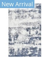 Solo Rugs Abstract S1115 Blue Area Rug