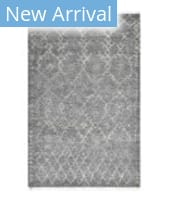 Luxor Lane Knotted Oli-S3182 Gray Area Rug