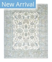 Solo Rugs Oushak S3350-IVOR  Area Rug