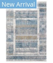 Solo Rugs Tribal S7015 Steel Area Rug