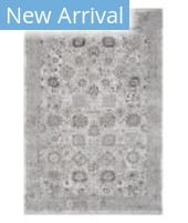 Solo Rugs Transitional S7016-GRAY  Area Rug