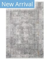 Solo Rugs Transitional S7019-GRAY  Area Rug